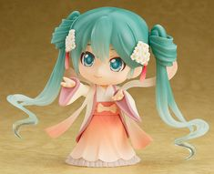 Nendoroid : Miku Hatsune « Harvest Moon Ver. » de Vocaloid | Figurines et Goodies Manga, US et Sexy | Geek in Box