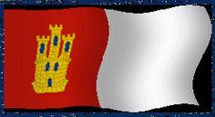 Banderas de Castilla la Mancha