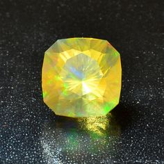 Rare Ethiopian Contra-Luz Opal