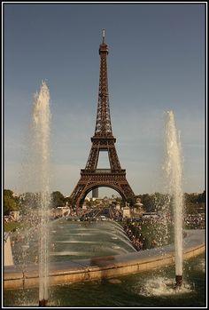 The Trocadero Esplanade, Paris