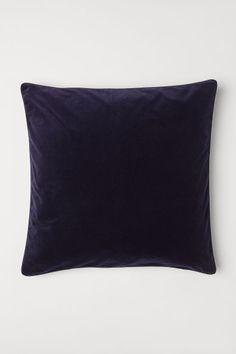 e6ba168a5cd Cotton velvet cushion cover White Velvet, Velvet Cushions, Cover Gray,  Cotton Velvet,