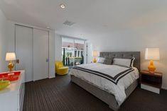 ... décoration intérieure réussie d'une résidence de luxe en blanc