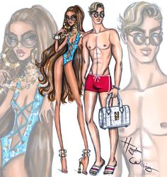 'Cool for the Summer' by Hayden Williams