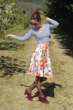 Stripes & Flowers | Women's Look | ASOS Fashion Finder
