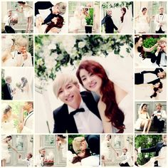 Teuk WGM couple inspired pre-wedding ideas