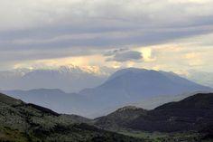 The mountains of Abruzzo