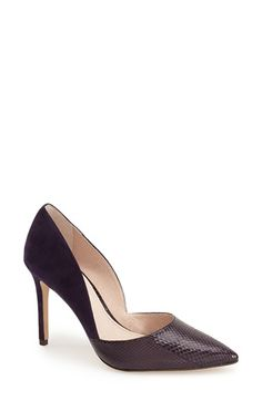 Louise et Cie 'Hermosah 2' Pointy Toe Pump (Women) available at #Nordstrom