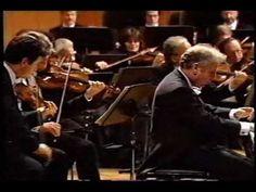 Celibidache Barenboim Tchaikovsky Piano concerto No. 1 Mvt 2 - Andantino simplice