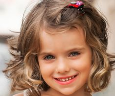 Short Haircuts For Little Girls; A Cute Way To Adorn Your Adorable ...