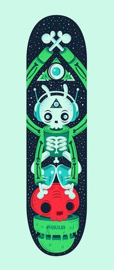Esqueleto by Giulia Marchetti