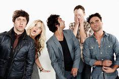 Comic Con Studio Shots - The Big Bang Theory Photo (14156083) - Fanpop fanclubs