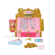 Buy a used Disney Princess Royal Boutique Cash Register. ✅Compare prices by UK Leading retailers that sells ⭐Used Disney Princess Royal Boutique Cash Register for cheap prices. Little Girl Toys, Baby Girl Toys, Toys For Girls, Kids Toys, Baby Dolls, Disney Princess Toys, Disney Toys, Minnie Mouse Toys, Cash Register