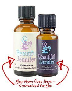 Beautiful AM/PM Natural Skin Care - 100% pure and natural botanical oils (**HOLIDAY GIVEAWAY**) - US, 11/17