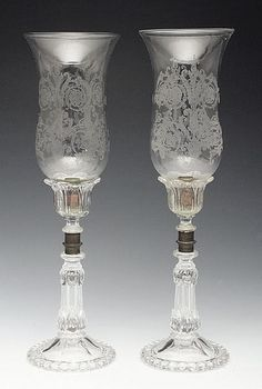 Baccarat photophores