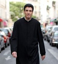 Michel-Marie, a Cassock in Deep Marseille Interesting account of a French priest who is re-energizing the Church in France Model for the Priest Gods Grace, Priest, Catholic, Father, Corsica, Ancestry, Mysterious, Daughters, Wwii