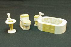 Construction Toys of the Year Lego Design, Bloc Lego, Lego Mansion, Lego Bathroom, Casa Lego, Lego Furniture, Amazing Lego Creations, Lego Activities, Lego Craft
