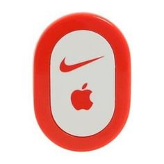 Nike sensor I use with the sport band. Just goes in a small pocket on my shoe.