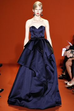 Andrew Gn Spring 2013 Ready-to-Wear
