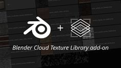 Blender Cloud Texture Library Add-on