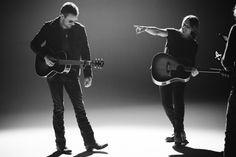 12 Photos at Keith Urban and Eric Church's 'Raise 'Em Up' Shoot | CMT Radio Live + CMT After MidNite + CMT All Access