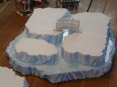 North Pole Iceberg Display set | Flickr - Photo Sharing!