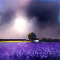 Barry Hilton Art | Красива носталгия в картините на Barry ...