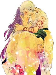 Sinbad & Ja'far (Sinja) - Magi: The Labyrinth of Magic