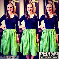 Arise and Shine with Africa Fashion House