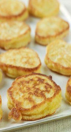Hoe Cakes - Food Network - Jamie Deen