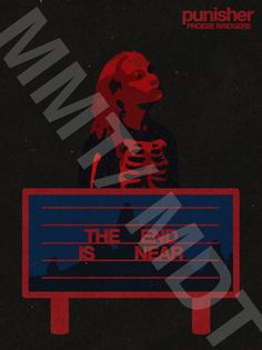 Phoebe Bridgers 'I Know The End' Billboard Poster HD | Etsy The End, Are You The One, Punisher, Etsy App, Sell On Etsy, Billboard, I Know, Digital, Poster