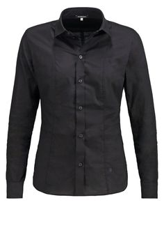 G-Star SLIM SHIRT L/S Chemisier black prix promo Chemisier G-Star Zalando 80.00 €