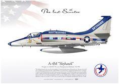 USMC A-4 Skyhawk