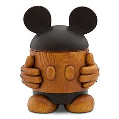 Disney Mickey Mouse Treasure Box by Olszewski | Disney StoreMickey Mouse Treasure Box by Olszewski - Through the years, he'll guard your tiny treasures wherever you may be. Why? Because he likes you! Our Mickey Mouse box by Olszewski is a sculptured icon made of Mickey's most recognizable parts. Lift the Mouseketeer hat to find a hidden box within.