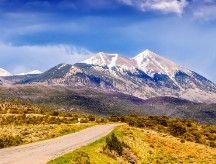 1 of 6 great American road trips. US 191 Utah to Arizona.