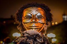 ANONYMOUS - Composition Sunday #PhotoOfTheDay #SMYNYC #protester #newyork #NYC #protest #ACAB #FTP #NotForSale #ShgutItDown #TakeTheStreets #WhoseStreetsOurStreets #NightPhotography #mask #GuyFawkes #streetphotography #Photography #NikonPhotography #Nikon #2016 #Art #ErikMcGregor   © Erik McGregor - erikrivas@hotmail.com - 917-225-8963