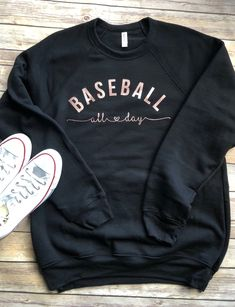 Your place to buy and sell all things handmade - Baseball Mom Sweatshirt, Plus Size Baseball Shirt, Baseball Mom Shirt, Baseball Mom Sweatshirt, Bas - Mom Of Boys Shirt, Baseball Mom Shirts, Cute Shirts, Baseball Outfits, Baseball Kids, Baseball Tank, Baseball Jackets, Baseball Girlfriend, Baseball Quotes