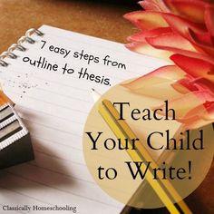 Dissertation proposal and homeschool