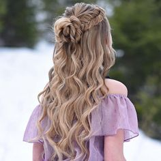 Prom Hairstyles For Long Hair Glamorous 65 Stunning Prom Hairstyles For Long Hair For 2018  Pinterest