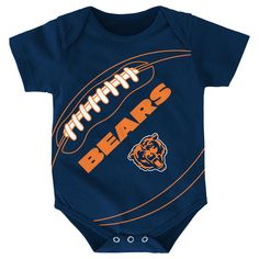 1000+ images about Chicago Bears Baby on Pinterest | Chicago Bears ...