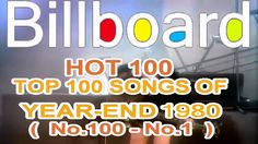 Billboard Hot 100 Year-End Top 100 Singles of 1980
