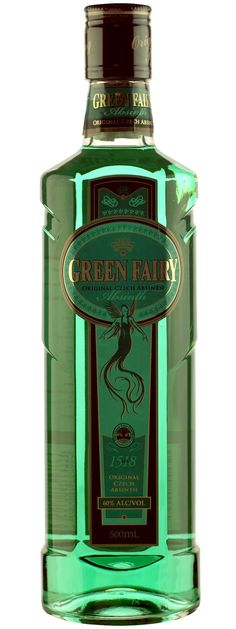 beautiful green color and design for all our #absinthe loving #packaging peeps. PD