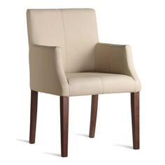 Köp - 1590 kr! Freya karmstol - Valfri färg på klädsel och stomme!. Freya karmstol är en stol med klädd sits och klädd