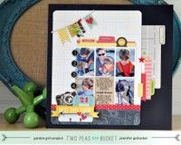 A Project by JenGallacher from our Scrapbooking Gallery originally submitted 05/01/13 at 09:24 AM