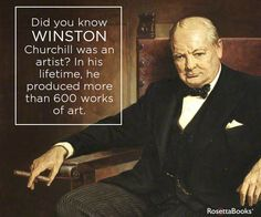 The man did it all! Winston Churchill, History Books, Bobs, The Man, Authors, Fun Facts, Writer, Guy, England