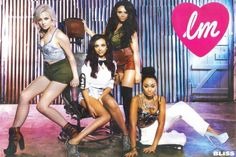 Little Mix! 2 Days till DNA comes out in the US!