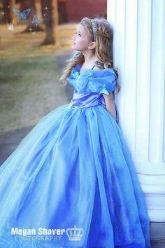Items similar to Inspired Cinderella Blue Movie Princess Dress on Etsy Princess Photo, Princess Girl, Cinderella Princess, Cinderella Movie, Princess Flower, Flower Girls, Flower Girl Dresses, Tutu Outfits, The Dress