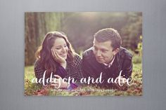 Prescott Save the Date Postcards by roxy at minted.com