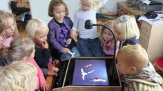 Pas A Pas by Ishac Bertran. Concept video and user testing at Hellerup Montessori Kindergarten of Pas A Pas.