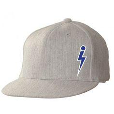 SayiWon't Flexfit Flatbill Heather Gray and Light Blue Cowboy Cap Mens Cowboy Hats, Cowboys Cap, Heather Gray, Light Blue, Baseball Hats, Baseball Caps, Heather Grey, Caps Hats, Pastel Blue