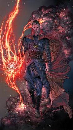 Doctor Strange, Sorcerer Supreme, Master of the Mystic Arts